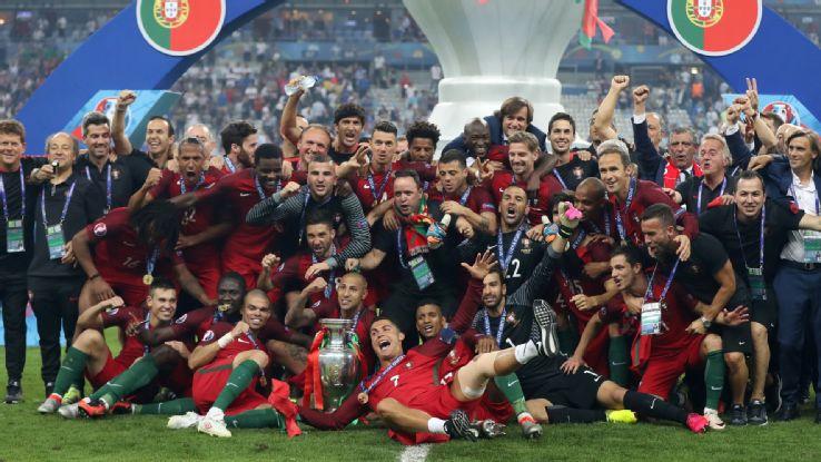 哥利斯馬, 2018世界盃, 葡萄牙, C朗