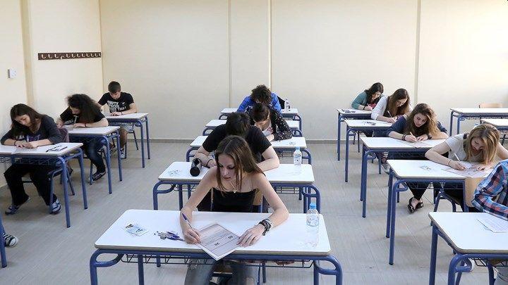 Εντείνεται η προετοιμασία των υποψηφίων για τις Πανελλαδικές Εξετάσεις