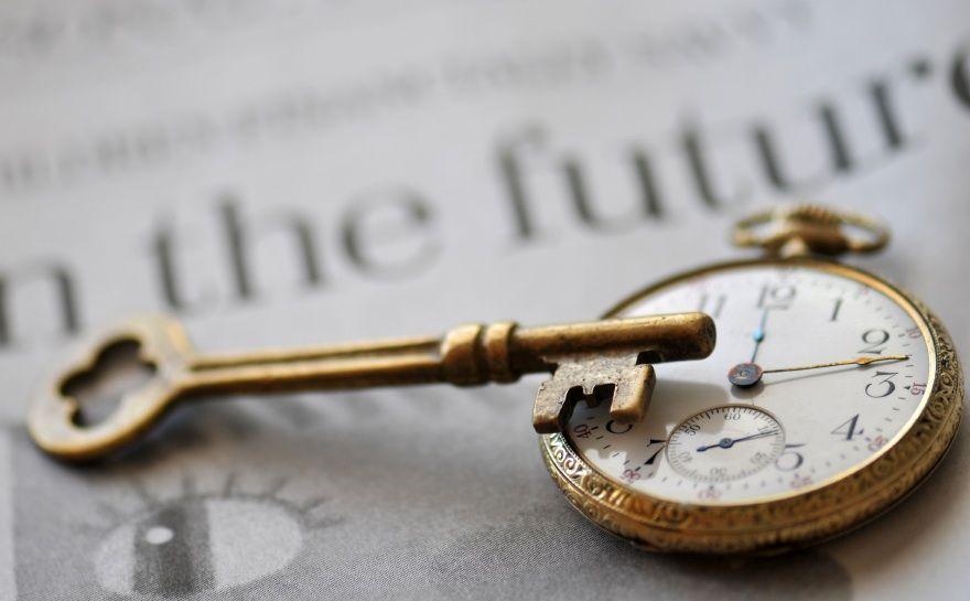 κλειδί, ρολόι