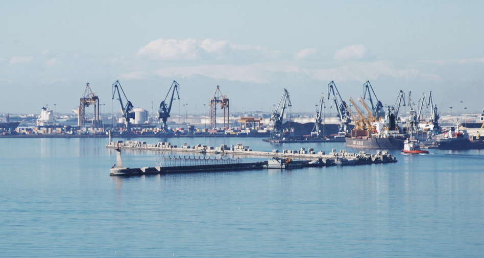 Afbeeldingsresultaat voor Λιμάνι Θεσσαλονίκης