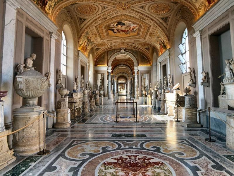 Εικονικές περιηγήσεις σε μουσεία και αρχαιολογικούς χώρους στην Ελλάδα και στο εξωτερικό