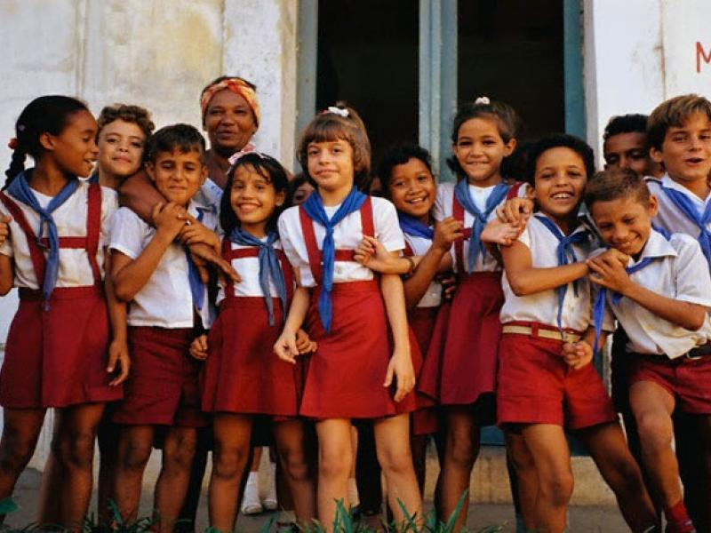 Στην κορυφή του κόσμου η παιδεία της Κούβας του Φιντέλ Κάστρο