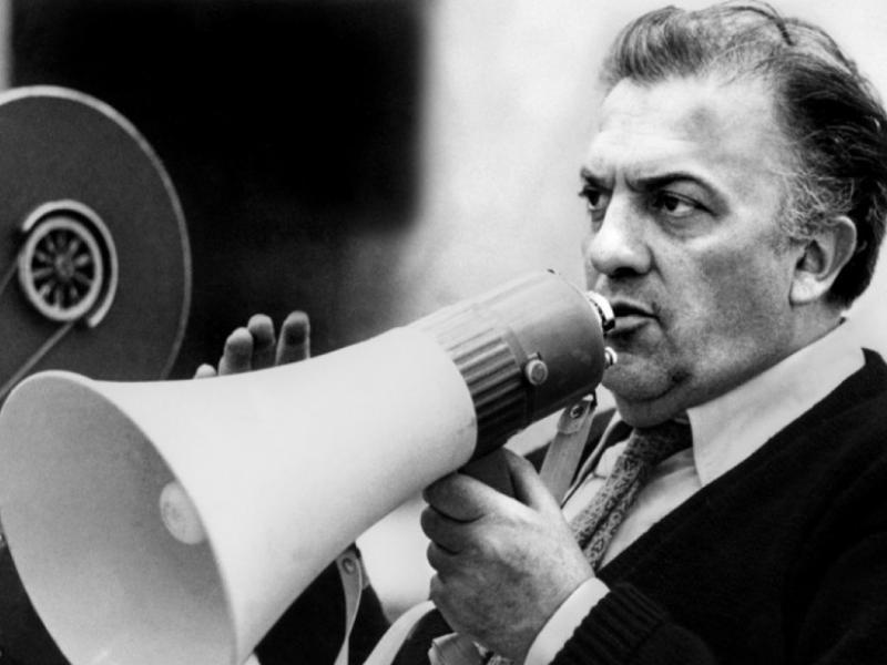 Ο Μεγάλος κινηματογραφικός ποιητής Φεντερίκο Φελίνι