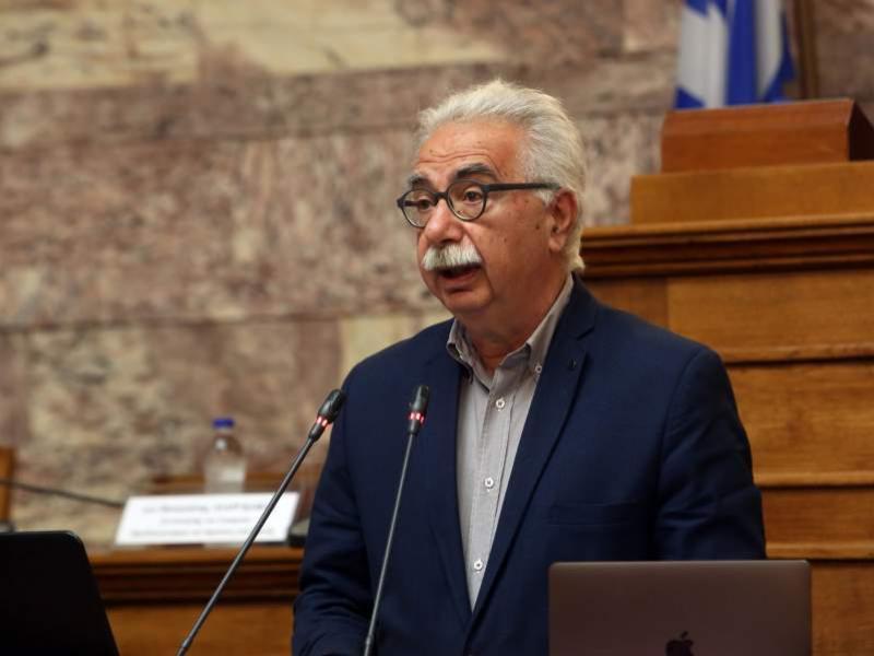 """Κ. Γαβρόγλου: """"Ο Μητσοτάκης δήλωσε ότι δεν θέλει διορισμούς!"""""""