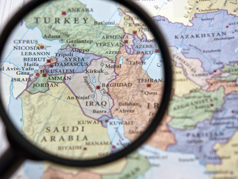 Αποτέλεσμα εικόνας για ανταγωνισμός ιμπεριαλιστικών δυνάμεων συρία και μεση ανατολή