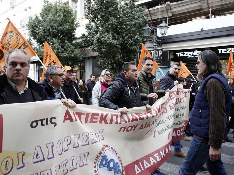 Συνάντηση με Κεραμέως-Ζαχαράκη ζητά η ΔΟΕ