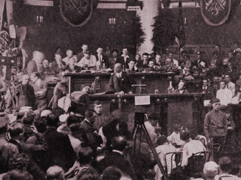 Αποτέλεσμα εικόνας για τρίτη Διεθνής Κομμουνιστική Διεθνής 1919
