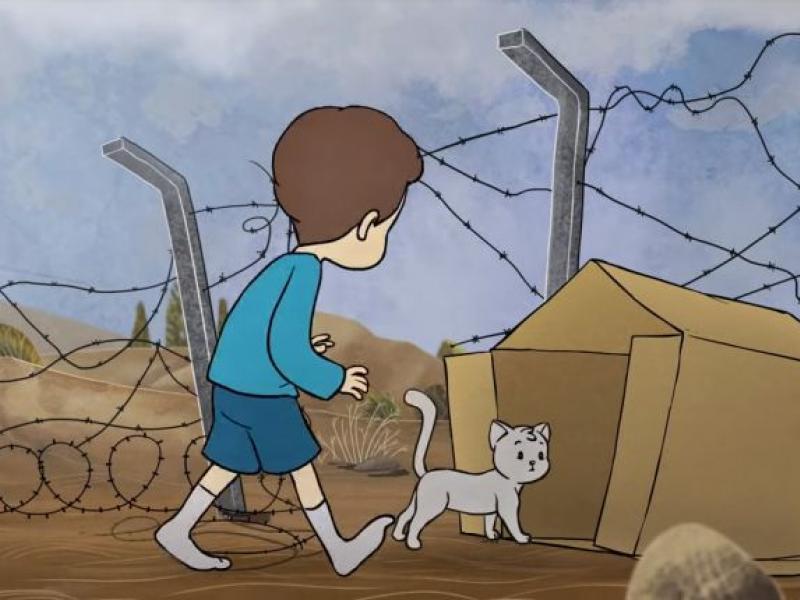 «Το κουτί» - Μια πολυβραβευμένη ταινία μικρού μήκους για τα προσφυγόπουλα της Συρίας