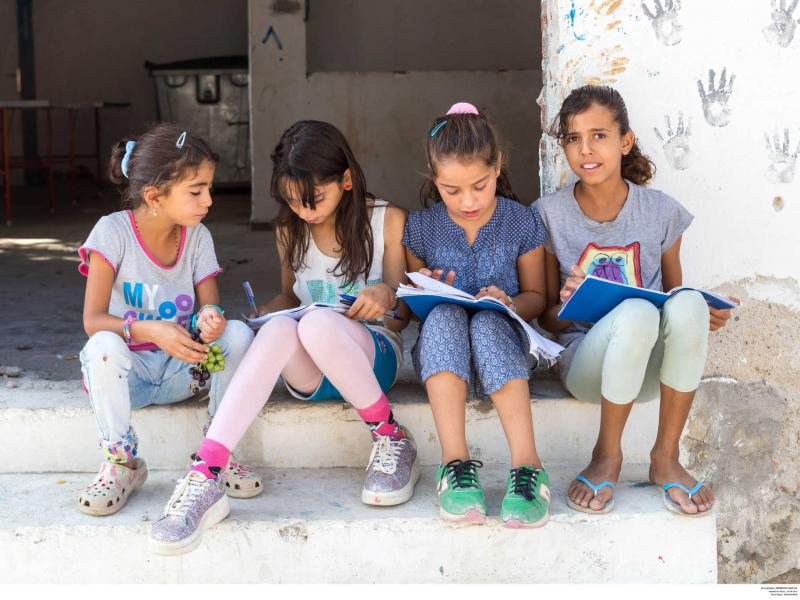 «Πάνω από όλα είμαστε παιδαγωγοί» - Η εκπαιδευτικός από τη Σάμο μιλά στο Alfavita