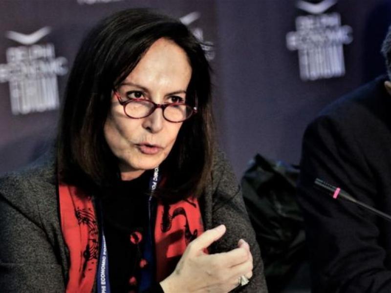 Άννα Διαμαντοπούλου: «Εκτός κούρσας» για την προεδρία του ΟΟΣΑ