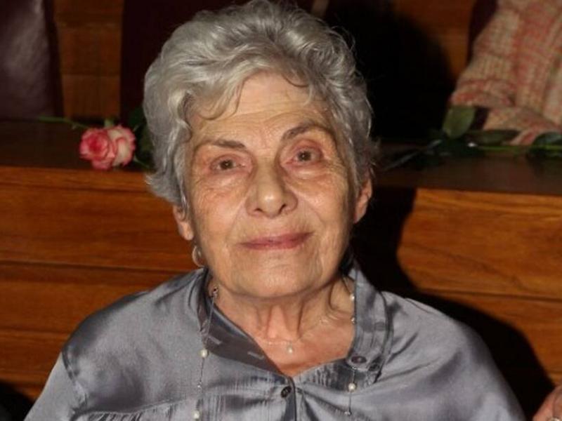 Η σπουδαία Ελληνίδα ποιήτρια άφησε την τελευταία της πνοή, μετά από σύντομη νοσηλεία σε ιδιωτικό θεραπευτήριο