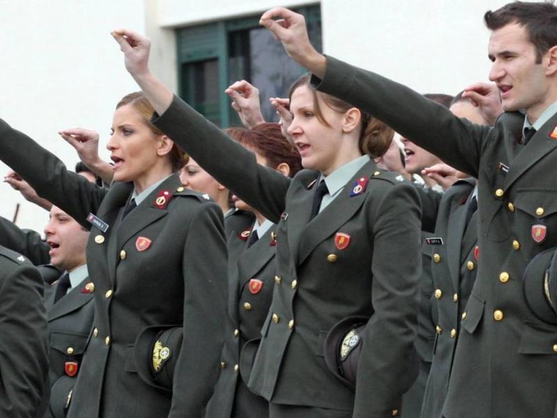Ο αριθμός εισακτέων στις Στρατιωτικές Σχολές [ΦΕΚ]