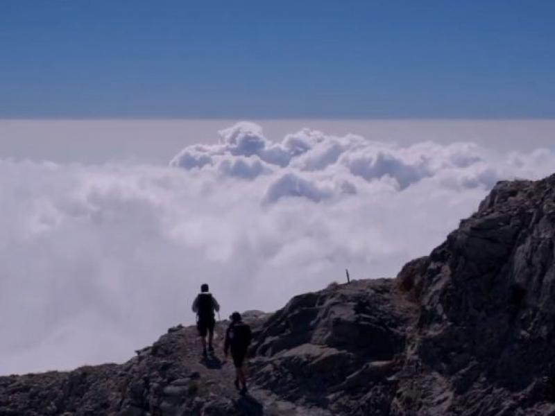 «Το Βουνό των Θεών» - Εντυπωσιακό βίντεο για τον Όλυμπο