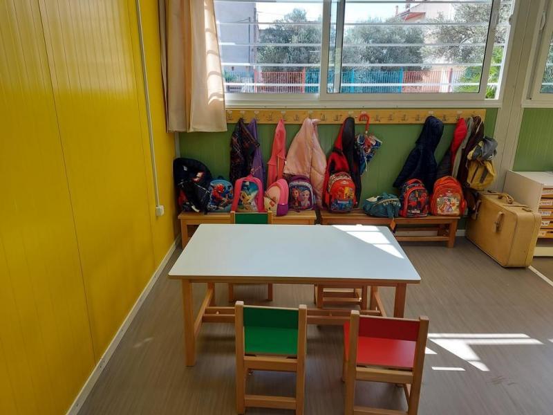 Προσχολική αγωγή: Παραδόθηκαν 19 αίθουσες στο Δήμο Αχαρνών