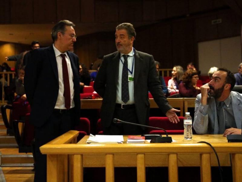 Δίκη Χρυσής Αυγής: Θανάσης Καμπαγιάννης και Κώστας Παπαδάκης σχολιάζουν τις ποινές | Alfavita