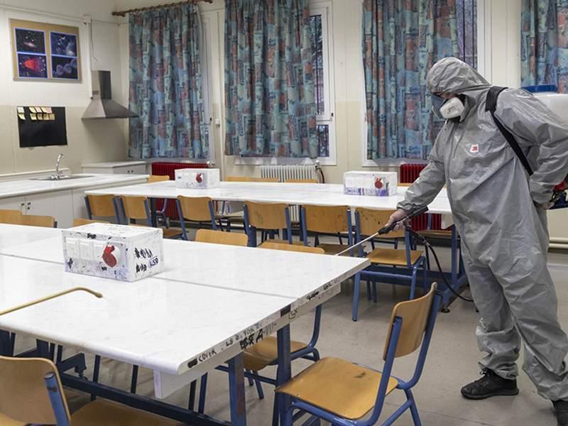 Καλαμάτα: Μόνο μια ημέρα την εβδομάδα καθαρίζονται Γυμνάσια-Λύκεια -Διαμαρτύρονται οι εκπαιδευτικοί
