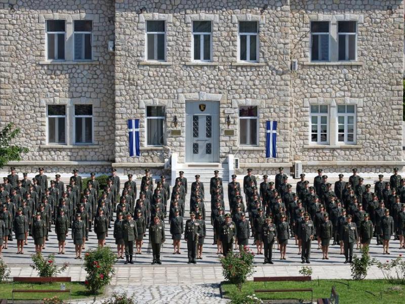 Κορονοϊός: Πάνω από 100 κρούσματα στη Σχολή Μονίμων Υπαξιωματικών