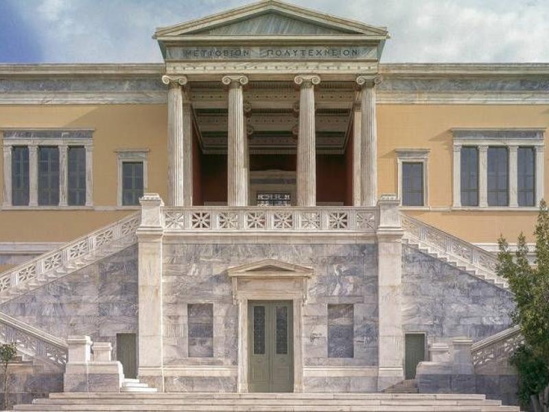 Η Αρχιτεκτονική της Παλιγγενεσίας: Συνέδριο του Πολυτεχνείου στους Δελφούς