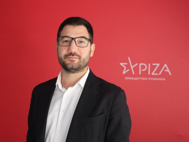 Νάσος Ηλιόπουλος | Alfavita