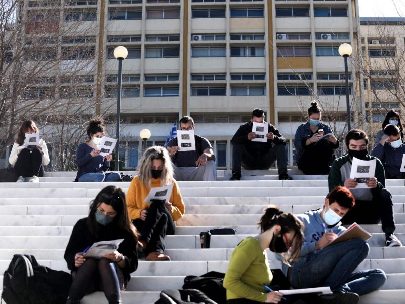 «Safe University» : Οδηγός ασφαλούς επαναλειτουργίας των Πανεπιστημίων