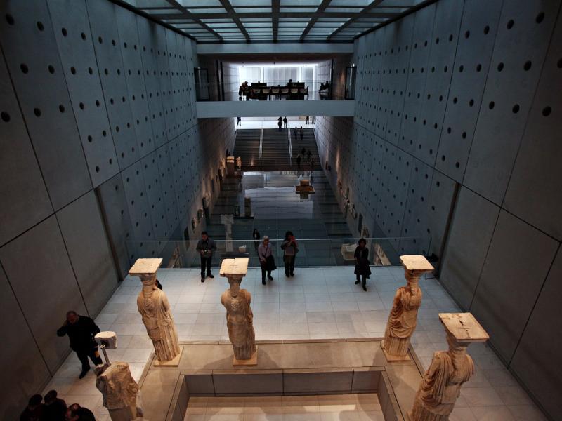 Νέα προκήρυξη για 87 προσλήψεις στο Μουσείο της Ακρόπολης