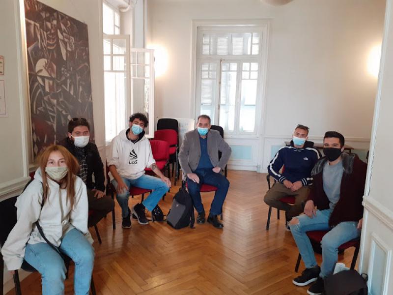 Δημόσια ΙΕΚ: Συνάντηση των σπουδαστών Αττικής με τον Γιάννη Δελή