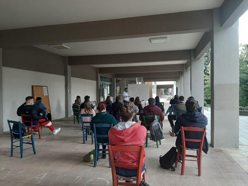 Φοιτητές - Κορονοϊός: 22 κρούσματα στο Πανεπιστήμιο Ιωαννίνων