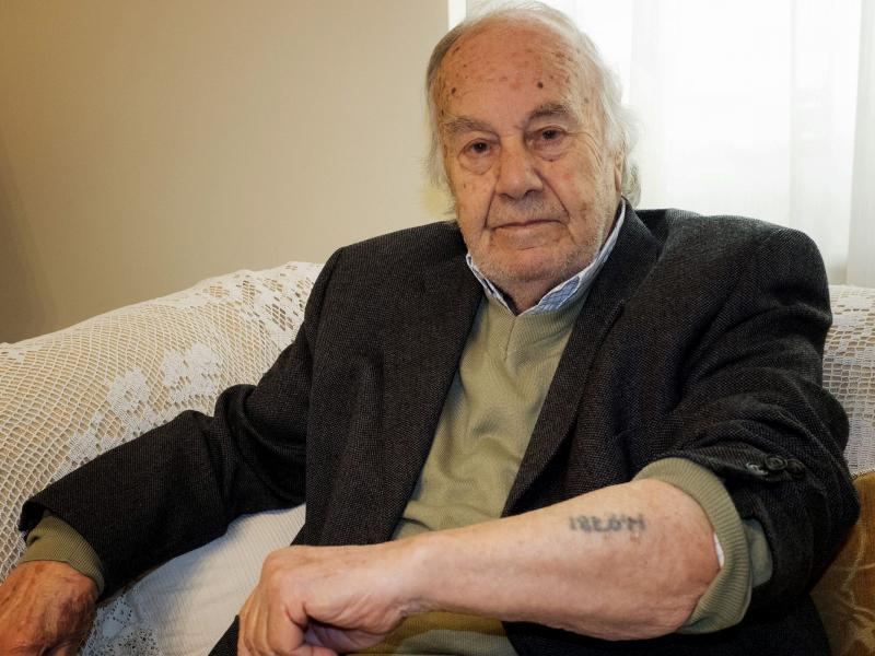 Πέθανε ο Ισαάκ Μιζάν - O τελευταίος επιζήσας του Άουσβιτς από την Άρτα | Alfavita