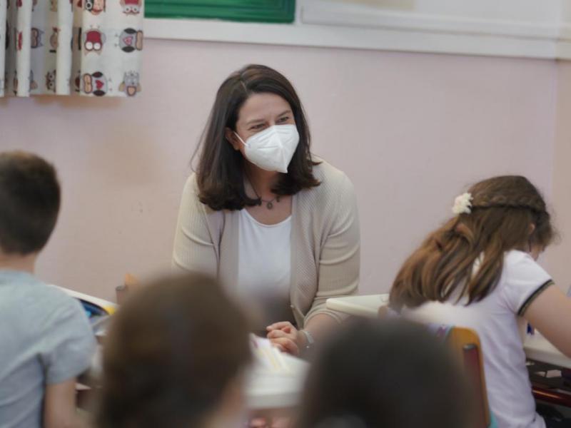 Κεραμέως: Στα σχολεία θα διδάσκονται οι συνέπειες του καπνίσματος