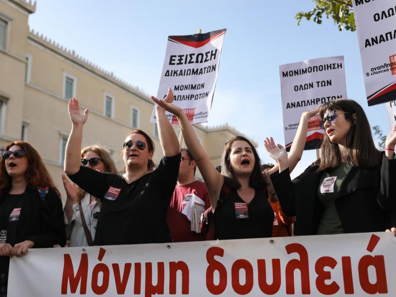 Εκπαιδευτικοί: Να ξεσηκωθούμε ενάντια στο τερατούργημα Χατζηδάκη