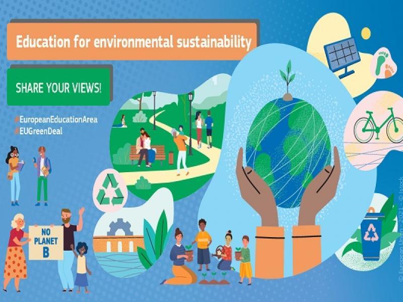 Δημόσια διαβούλευση σχετικά με την Εκπαίδευση για την Περιβαλλοντική Αειφορία