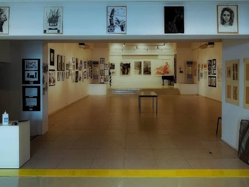 Καλλιτεχνικά: Έκθεση-Διαμαρτυρία των Εκπαιδευτικών καλλιτεχνικών μαθημάτων Β. Ελλάδος