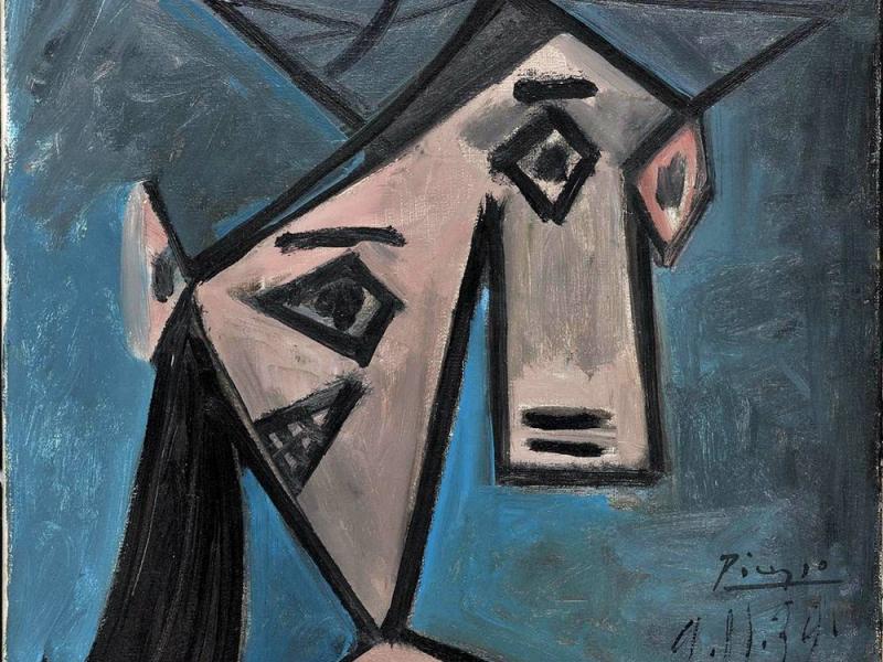 Βρέθηκε ο Πικάσο της Εθνικής Πινακοθήκης - Είχε κλαπεί το 2012