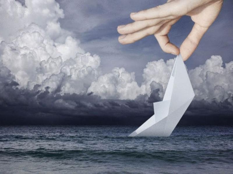 Διδακτικές ιστορίες: Το πλοίο που βυθιζόταν και η βάρκα που χωρούσε μόνο ένα άτομο