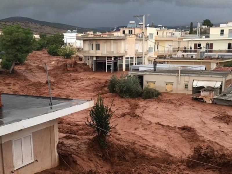 Ποινικές διώξεις για τη φονική πλημμύρα στη Μάνδρα | Alfavita