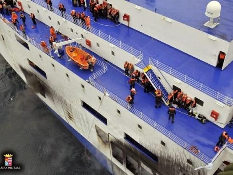 Δύο τελικά οι Έλληνες νεκρός στο Norman Atlantic  80814c71ff1