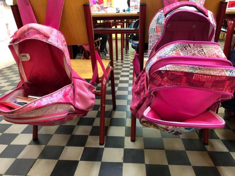 b7783ccebb Εγκύκλιος  Τουλάχιστον δύο Σαββατοκύριακα «Η τσάντα στο σχολείο» σε όλα τα  Δημοτικά Σχολεία