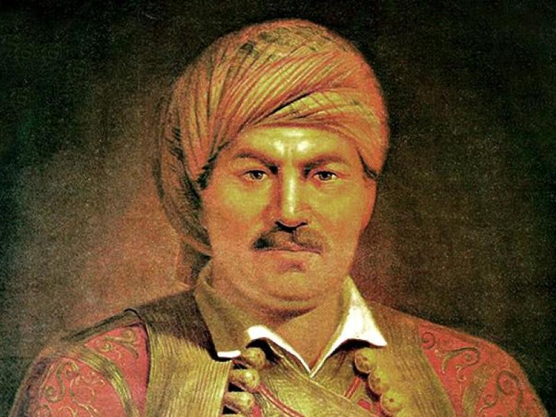 Βάσος Μαυροβουνιώτης: Ο Μαυροβούνιος Vaso Brajovic που έγινε ήρωας του 1821   Alfavita