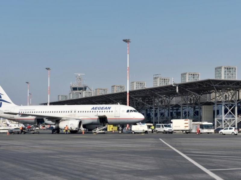 45e4a31711 Πολύωρες καθυστερήσεις στο αεροδρόμιο «Μακεδονία» λόγω ομίχλης