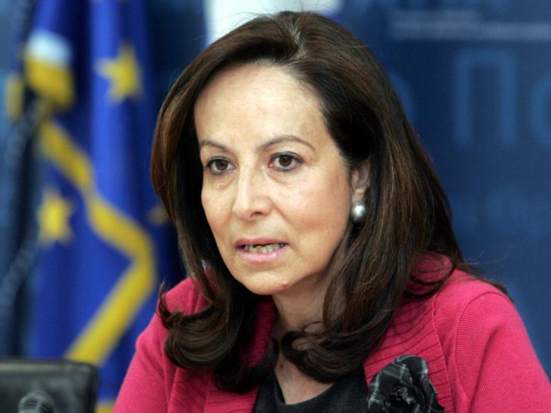 Άννα Διαμαντοπούλου για τηλεκπαίδευση: Επί υπουργίας μου οργανώθηκε το Ψηφιακό Σχολείο