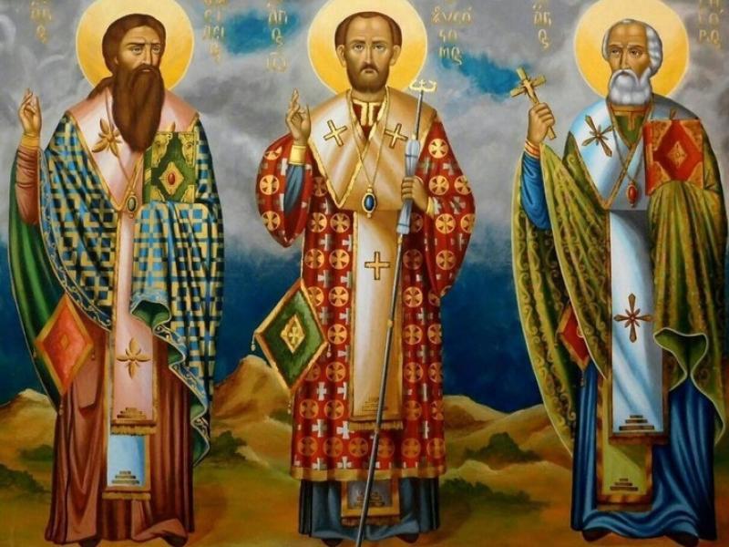 Γιορτή Τριών Ιεραρχών: Στις 19:00διαδικτυακή εκδήλωσητου Θεολογικού Συνδέσμου «Καιρός»