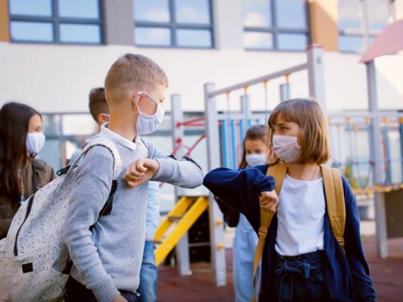 Κορονοϊός-σχολεία: Η «γαλαρία» το πιο ασφαλές σημείο για τους μαθητές