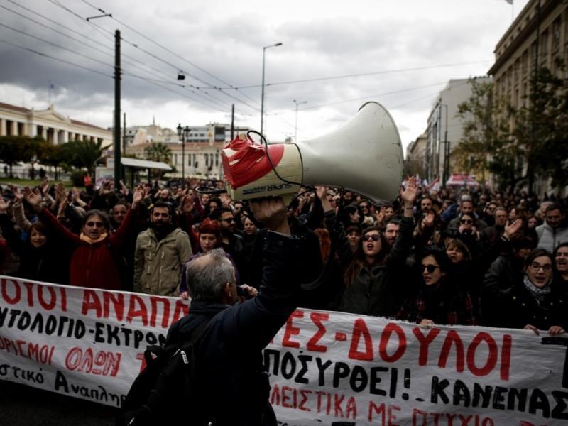 Εκπαιδευτικοί: Δεν θα μπούμε στο γύψο- Ολοι στην 24ωρη απεργία