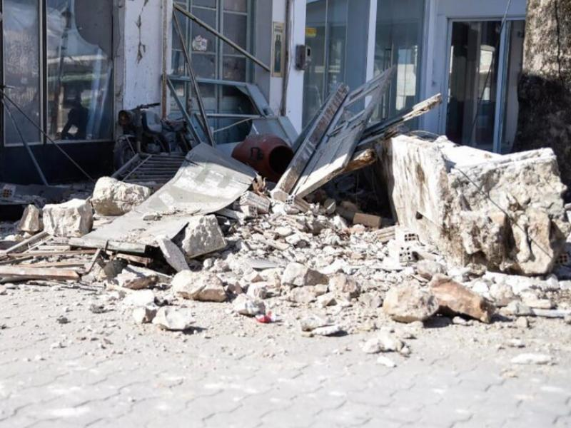 Σεισμός στη Σάμο: Νεκροί δύο μαθητές μετά από κατάρρευση τοιχίου