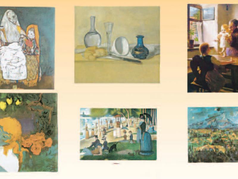 «Σειρά το ταξίδι»: Ιστορία της Τέχνης για Παιδιά και Νέους μέσα από 95 Έργα Τέχνης