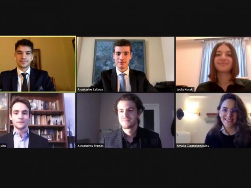 Παγκόσμια διάκριση για την Νομική Σχολή του ΕΚΠΑ