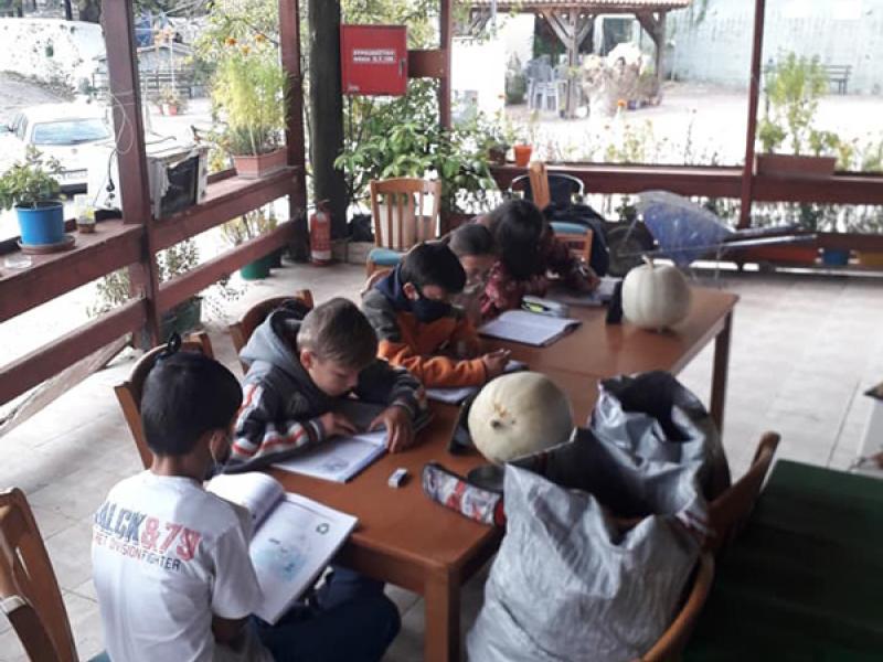 Τηλεκπαίδευση στο καφενείο: Θα πάρουν τάμπλετ τα παιδιά, ψάχνουν ίντερνετ - Στεγνή ανακοίνωση της ΝΔ