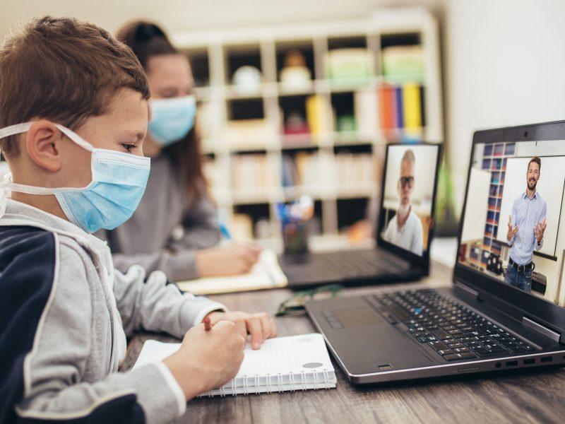 Ο ιός δεν κολλάει στα σχολεία... η τηλεκπαίδευση λειτουργεί και ο ελέφαντας πετάει
