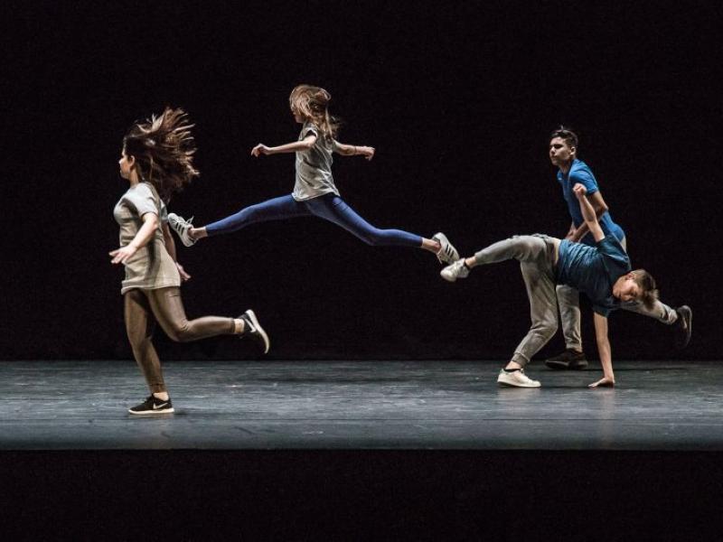 Διδασκαλία χορού
