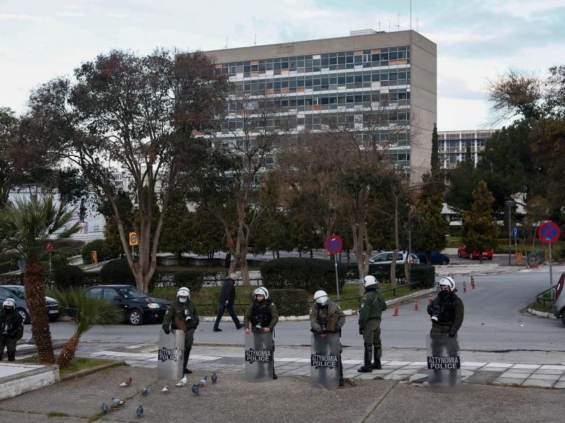 ΑΠΘ: Αποκλεισμός Πρυτανείας από φοιτητικούς συλλόγους